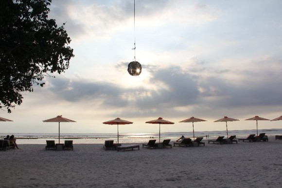 Gili Trawangan, Sunset