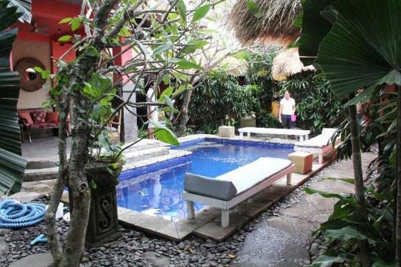 Hotel Flashbacks, Sanur, Bali
