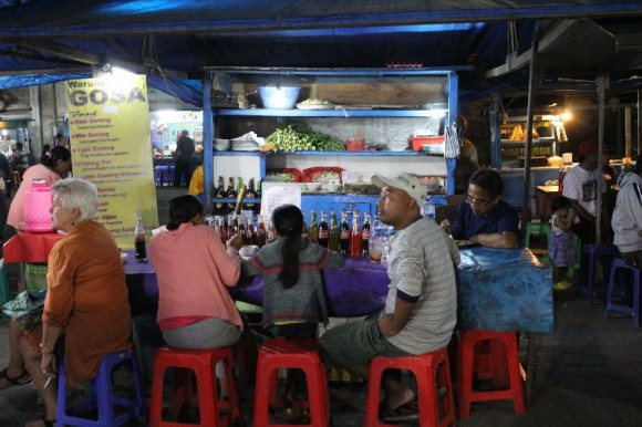 Sanur Nachtmarkt